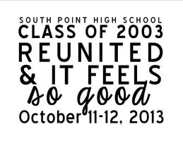 South Point High School Belmont, NC | Class of 2003 |...