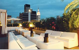 Cocktails and Fashion Tuesdays at Skyroom Penthouse!