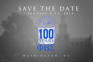 100th Founder's Day Celebration January 8-12, 2014
