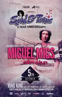 Soul & Tonic 2 Year Anniversary! | Miguel Migs, Adam...