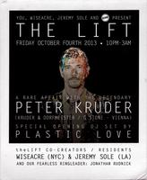 theLIFT (LA) presents an evening with PETER KRUDER
