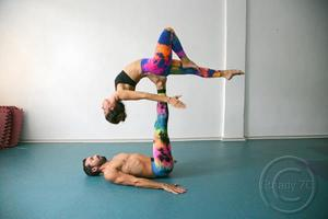 AcroYoga Workshop with Arianne Traverso!