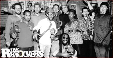 The Funky Biscuit Presents The Resolvers With Special G...