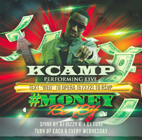 KCAMP LIVE & INK'D UP | 18+  | 9.18.13