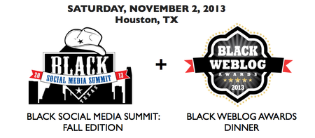 Black Social Media Summit: Fall Edition and Black...