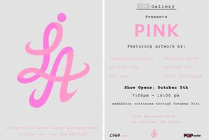 H|R Gallery Presents: PINK ( A Benefit For Breast...