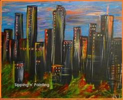 Sip N' Paint I-70 East Tues July 24th 6pm