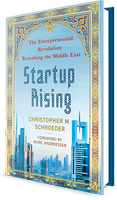 "Campus by the Book with Chris Schroeder: ""Startup..."