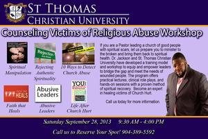 Counseling Victims of Religious Abuse