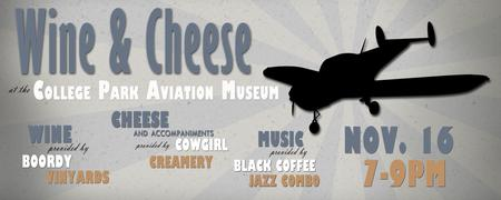 Wine and Cheese Night at the Museum