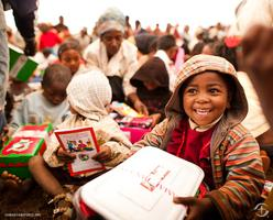 Operation Christmas Child Countdown Event in Gastonia,...