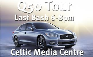 Q50 Tour of Celtic Studios
