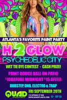 H2GLOW: PSYCHEDELIC CITY PAINT PARTY