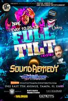 Full Tilt Tour & Sound Remedy Invade Tampa