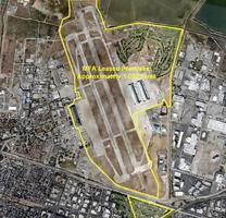 Silicon Valley Space Center's Moffett Federal Airfield...