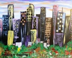 Sip n' Paint I70 East: Wednesday November 13th, 6pm