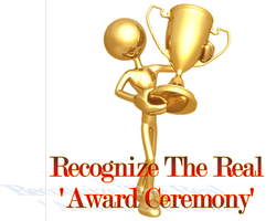 THE RECOGNIZE THE REAL CEREMONY 2014