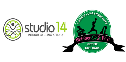 Studio 14 * Hybrid Cycling + Yoga Class * October Sole...