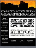 Community Action Sunday