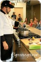 Gluten-Free Cooking Class with Green Vegetarian Cuisine