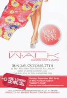 Walk Fashion Show Lansing 3rd edition