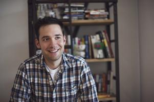 "Alexis Ohanian's Epic ""Without Their Permission"" Book..."