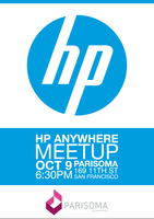 HP Anywhere Hackathon Meetup