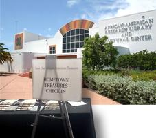 VIP Event for Museum and Library Professionals at the A...