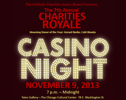 The 7th Annual Charities Royale Casino Night