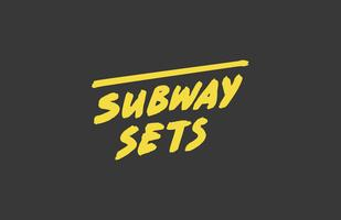 Subway Sets