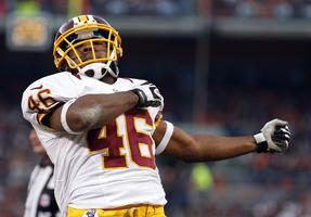Redskins ALFRED MORRIS Autograph Signing @ The Greene...