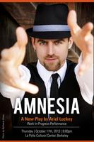 Amnesia - Work-in-progress play by Ariel Luckey