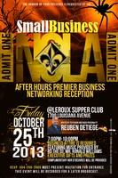 smallbusinessNOLA After Hours  Premier Business Network...
