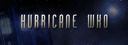 Hurricane Who: Category Four - Convention Launch Party