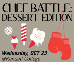 Chicago Chef Battle: Dessert Edition