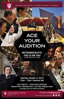 ACE YOUR AUDITIONS: Instrumentalists, This Is For You!