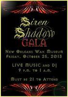 The Siren Shadow Gala