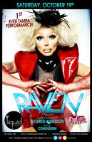 RAVEN FROM RPDR ALLSTARS 1ST TIME EVER TAMPA...