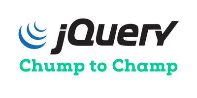 jQuery Chump to Champ - Hands-On Training