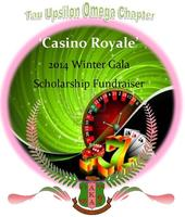 CASINO ROYALE: 12th Annual AKA Winter Gala Fundraiser