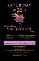 RisQué Halloween Costume Party - OPEN BAR ALL NIGHT!!!