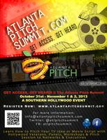 THE 2013 ATLANTA PITCH SUMMIT IS BACK!