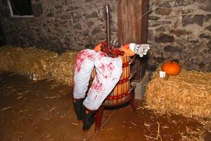 Trione Winery Halloween Party Benefit