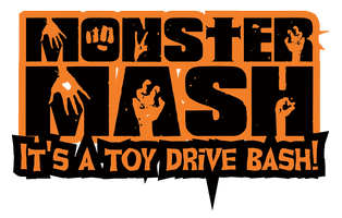 Monster Mash - It's a Toy Drive Bash!