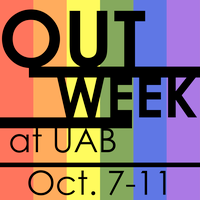 National Coming Out Day Reception - UAB