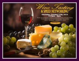 Speed Networking & Wine Tasting