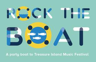 Rock The Boat: A Party Boat to the Treasure Island...