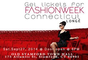 VIP Tickets for Fashion Week Connecticut 2014