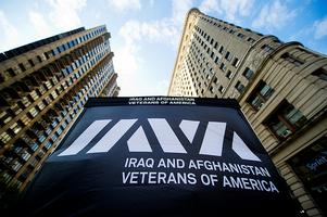 IAVA at the NYC Veterans Day Parade