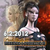 "Perish's Studio 69 2nd Annual ""WARRIORS & GODDESSES""..."